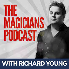 LISTEN TO NICK ON THE MAGICIANS PODCAST